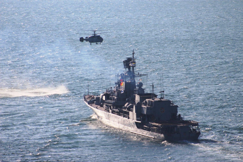 У Чорному морі стартували навчання Sea Breeze: вражаючі фото