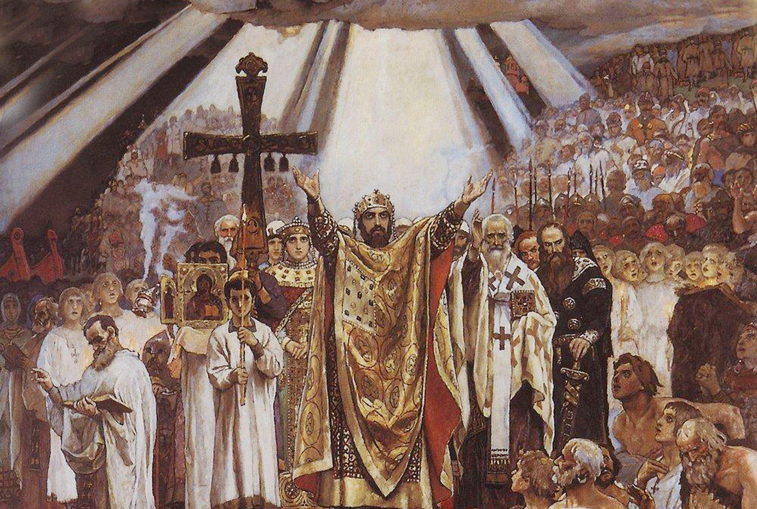 Крещение_Руси Владимиром