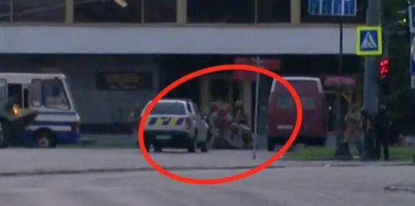 задержание террориста из Луцка