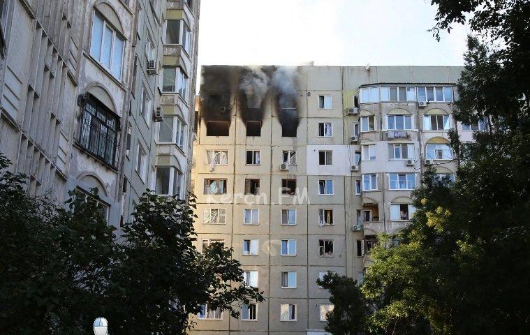 В окупованому Криму стався вибух газу в житловому будинку: подробиці, фото і відео
