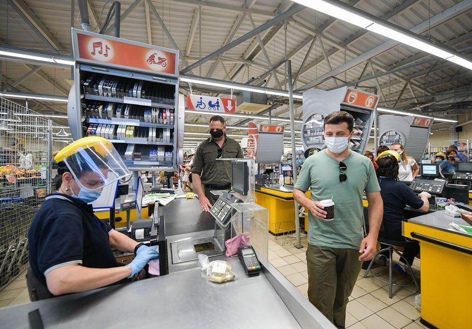 Зеленський похвалив жителів Донбасу: що сталося