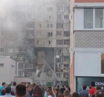 У Росії стався вибух газу в житловому будинку, є загиблі – фото