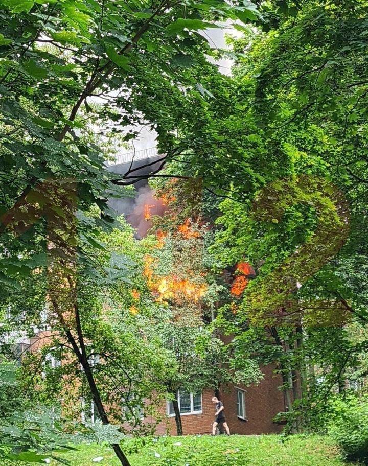 У Москві прогримів вибух у житловому будинку: момент НП потрапив на відео