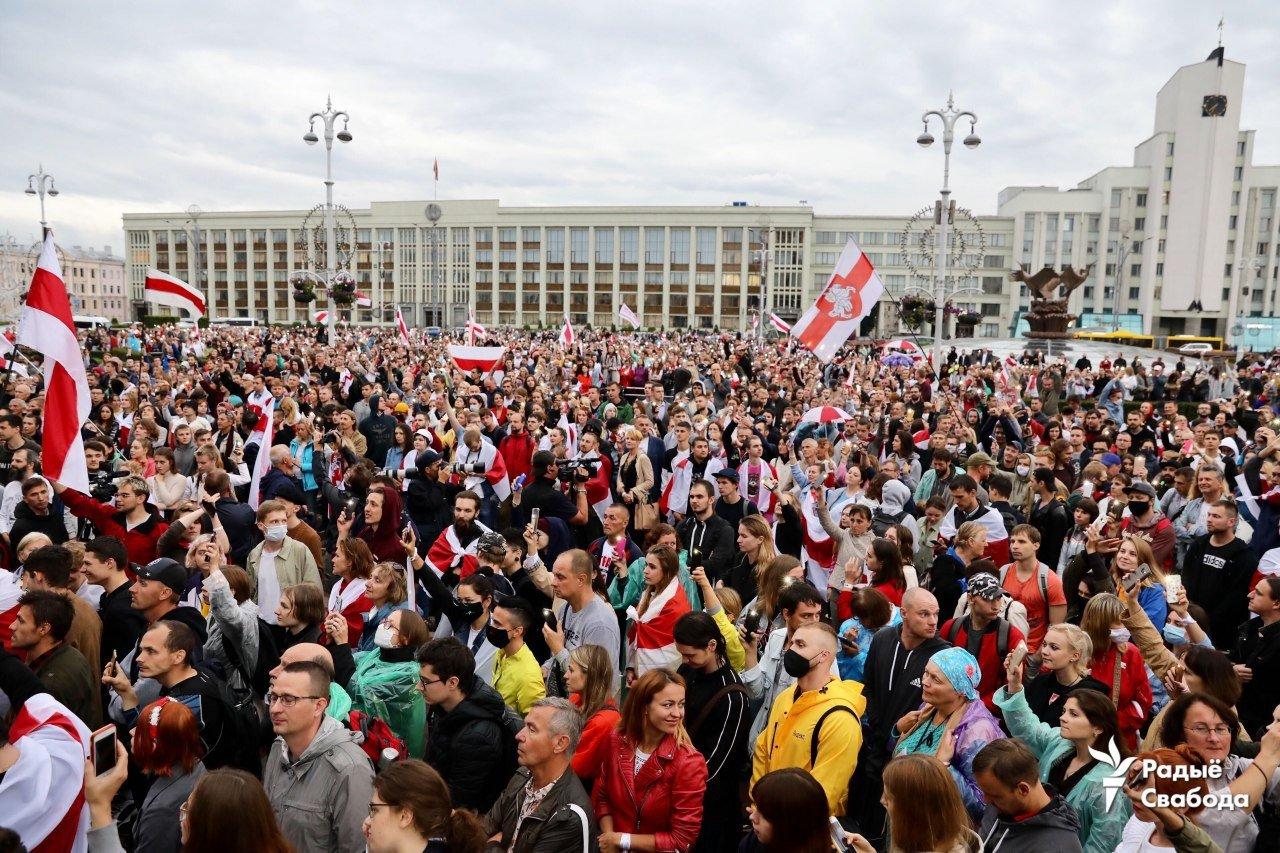 Як пройшов День незалежності в Білорусі – фото, відео