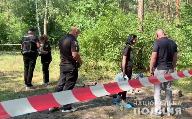 У Києві затримали жінку, яка намагалася спалити розчленоване тіло знайомого — фото, відео