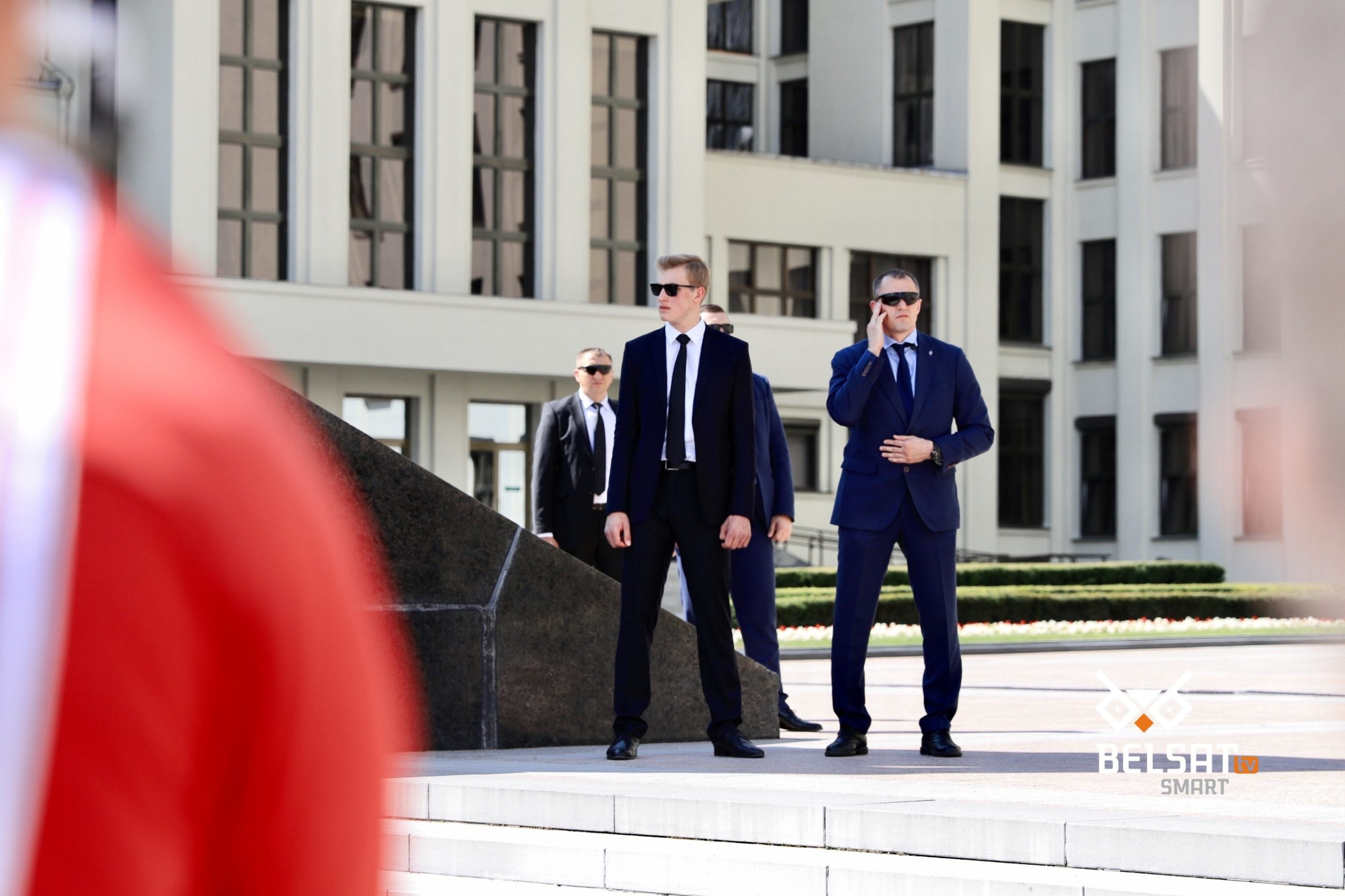 Син Лукашенка Коля житиме в Москві під вигаданим прізвищем